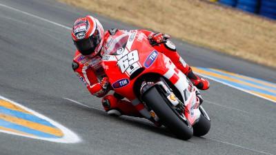 Ducati espère rééditer son succès de l'an dernier à Aragón