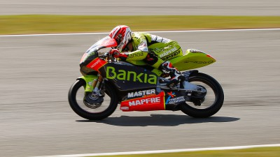 Terol leads day one at Aragón