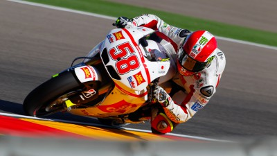 Simoncelli and Aoyama say tyre choice is crucial