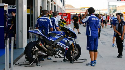 Cancellation of FP2 sessions in MotorLand