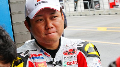 Shinichi Ito and Kousuke Akiyoshi to race in Motegi with Honda RC212V