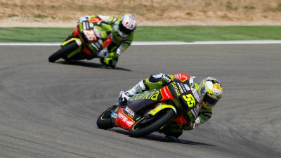 Faubel surprises with MotorLand pole