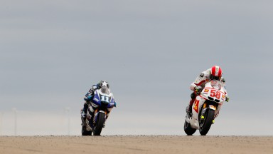 Determined ride seals fourth for Simoncelli