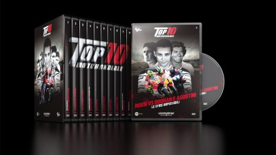 Dorna collaborates with Italian broadcasters to produce special DVD