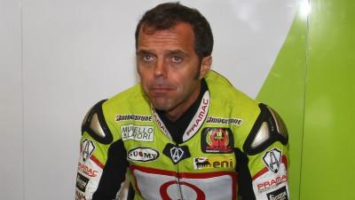Capirossi confirma que será baja en Motegi