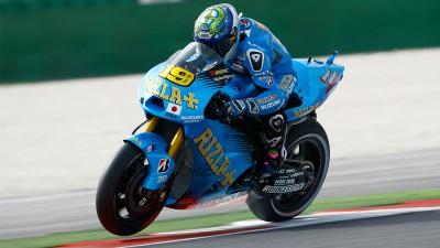 Suzuki aborde son GP national