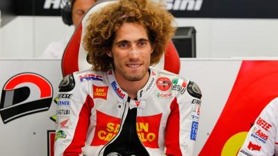 Marco Simoncelli und San Carlo Honda Gresini arbeiten 2012 weiter zusammen