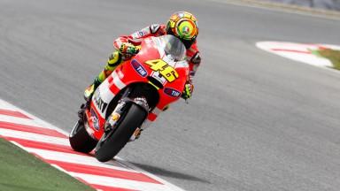 Ducati bereitet sich auf Japan Grand Prix vor