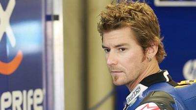Damian Cudlin aboard Pramac Ducati at Motegi