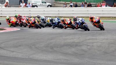 Racing numbers: Grand Prix of Japan
