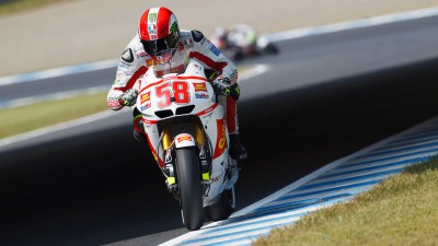 Debut positivo del San Carlo Honda Gresini en Motegi