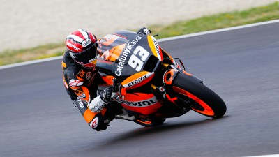Márquez edges Lüthi in Japan