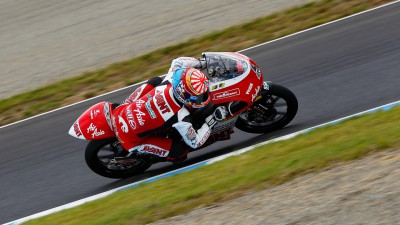 Zarco earns first GP victory in Japan