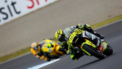 Iannone wins Motegi thriller