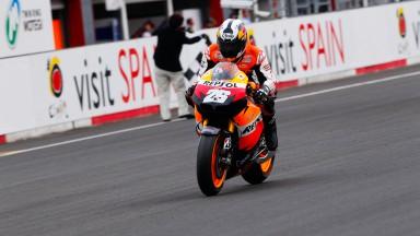 Pedrosa vence dramático GP do Japão