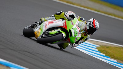 De Puniet regresa al top 10 en Motegi, Cudlin no termina la carrera