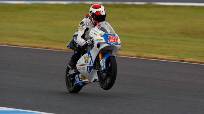 Il Team Italia FMI nella top ten di Motegi