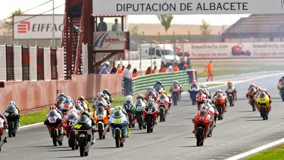 Preparations complete for UEM Road Racing European Championship at Albacete