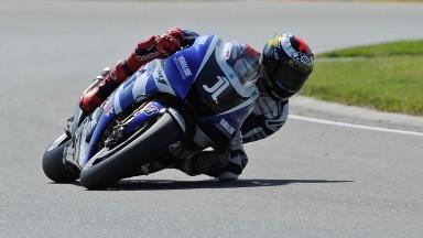 Yamaha prepara-se para últimas corridas fora da Europa