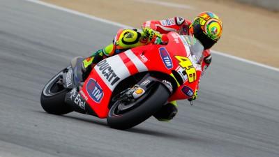 Rossi and Hayden ready to hit Australian asphalt