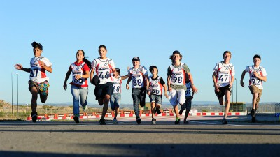 Red Bull MotoGP Rookies Cup Aragón selection event