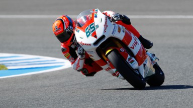 Bradl tops dramatic FP1 at the Island