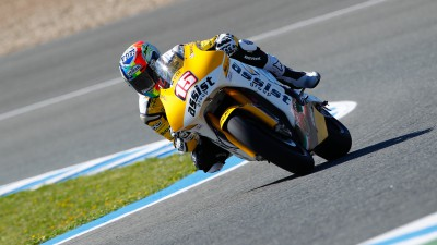 De Angelis leads FP2, Bradl takes the day