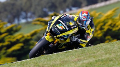 Fantastic fourth for Edwards in Phillip Island practice