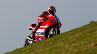 Uphill start for the Ducati Team at Phillip Island
