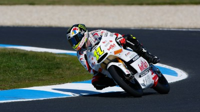 Warm-up 125cc : Cortese devant Terol et Zarco