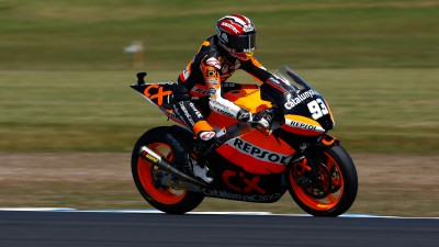 Márquez tops Phillip Island warm up