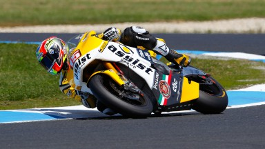 De Angelis victorious at Phillip Island