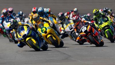 Bestätigte Teams für die Moto3 & Moto2 Klassen 2012
