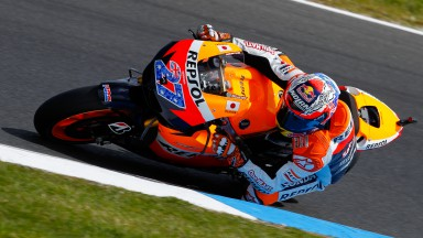 Repsol Honda head to Malaysia as World Champions