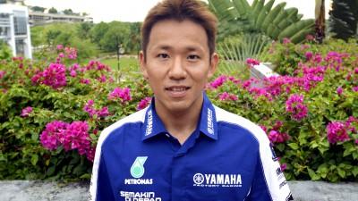 ヤマハ:中須賀克行の負傷代役を発表