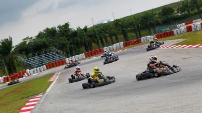 Piloti su quattro ruote a Sepang