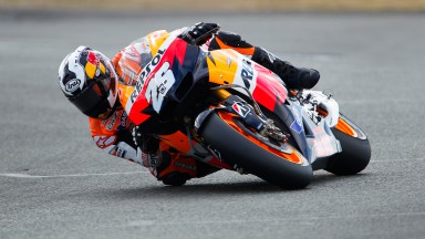 Pedrosa sets FP1 pace in Malaysia