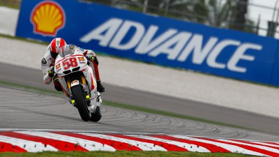 Positive start for Team San Carlo Honda Gresini at Sepang