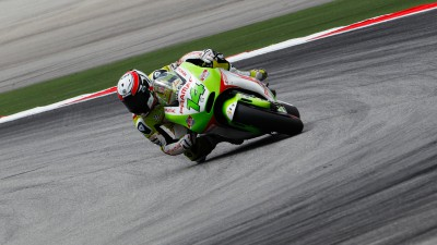 De Puniet eighth in first day at Sepang, Capirossi searching for speed