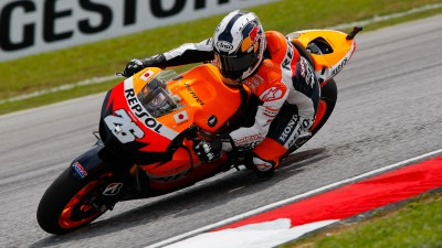 Pedrosa continues pace in Sepang