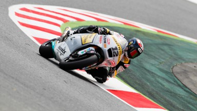 First Moto2 pole for Lüthi, Márquez 36th