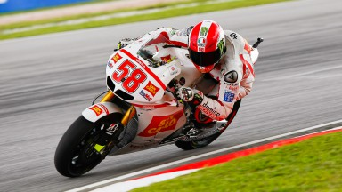 Second and third row starts for Simoncelli and Aoyama