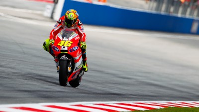 Progress for Ducati Team in Sepang qualifying