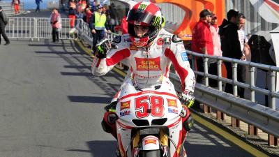 El mundo del MotoGP rinde homenaje a Marco Simoncelli