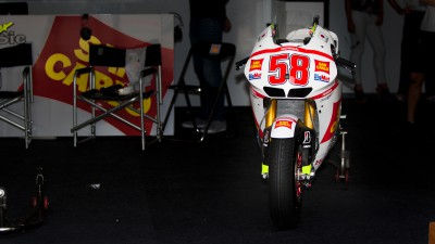 Gresini Team to attend Valencia GP