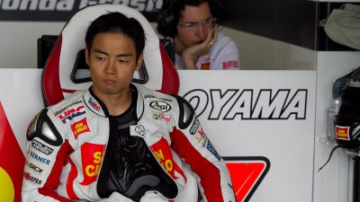 Aoyama expresses thoughts on loss of Marco Simoncelli