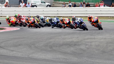Grand Prix racing numbers: Valencia