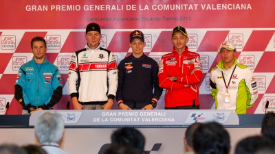 Grand Prix Generali de Valence : La conférence de presse