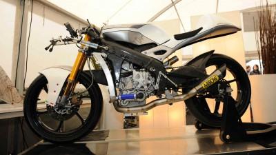 Oral Engineering présente son projet Moto3 à Valence