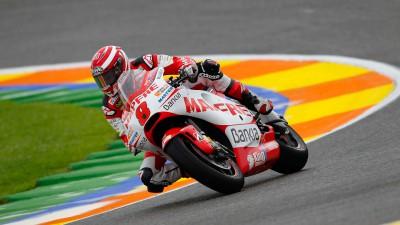 Barberá arranca en su Gran Premio con el duodécimo mejor tiempo